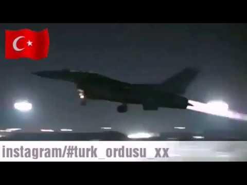 Afrin Operasyonu (Zeytin Dalı) F-16