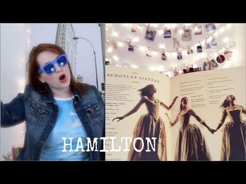 HAMILTOME UNBOXING!