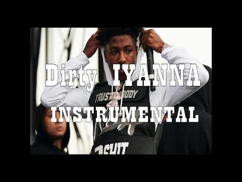 Nba Youngboy – Dirty Iyanna – Instrumental Prod By Altessdopebeat