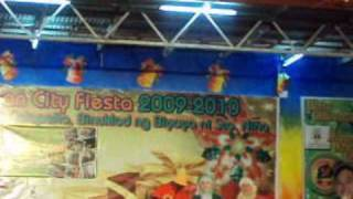 Guitar Air Tap - Calapan City Fiesta 2010 (Kryte Perez)