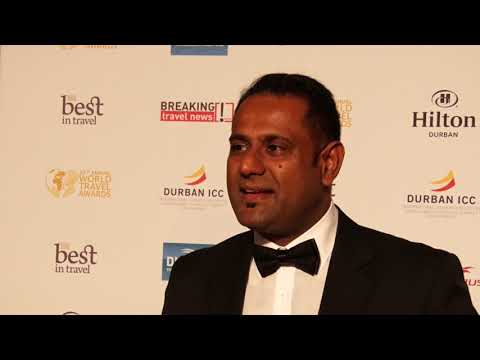 Somas Appavou, chief executive, Air Mauritius