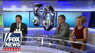 50 and Nifty: Celebrating Tucker Carlson's birthday