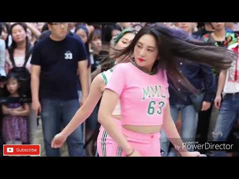 Momoland Nancy fancam hot seductive dance compilation
