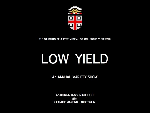 Low Yield 2014 Promo Video