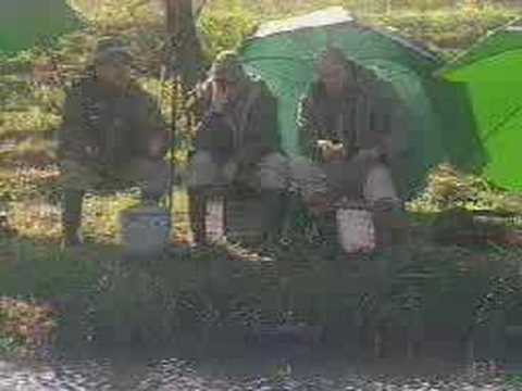 ff lekker vissen.....
