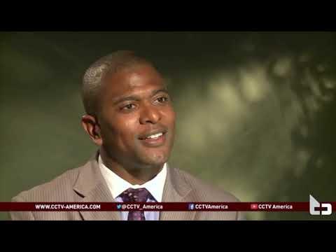 CCTV Interviews Jack Brewer About Haiti
