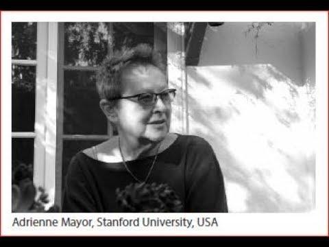 Adrienne Mayor, Stanford University, USA