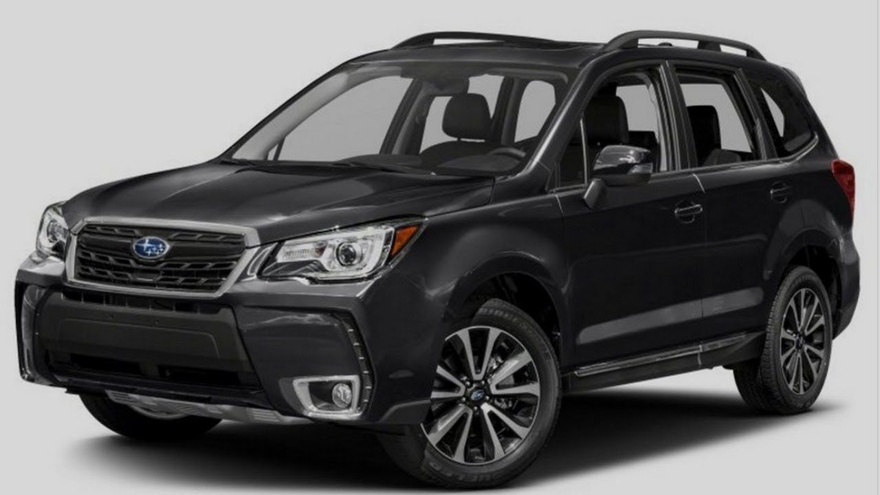 First Look 2019 Subaru Forester Xt Changes Black Edition Youtube