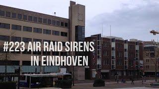 #223 Air raid sirens in Eindhoven