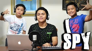 I Spy, T Shirt, Isn't She Lovely, & Swang MASHUP | Aljomar ft. ALFREDO AND ALJHUN | Cover Alex Aiono