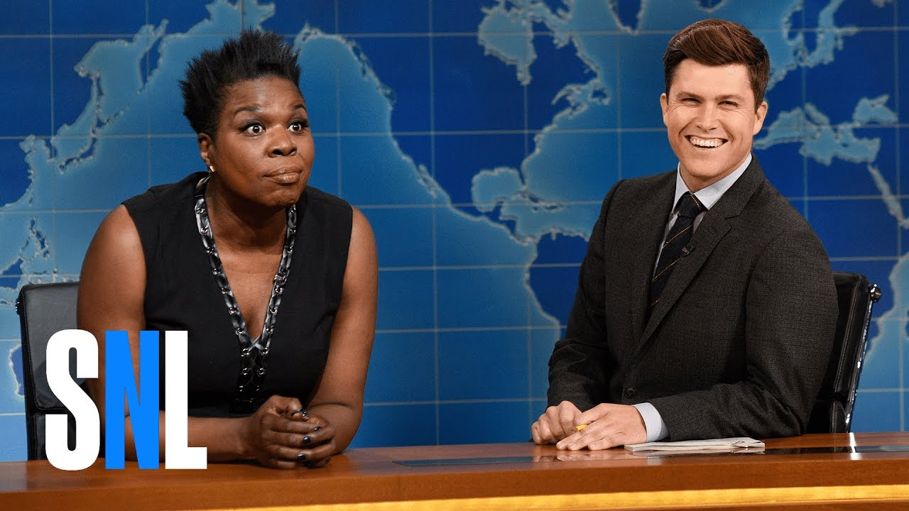 Image result for leslie jones snl