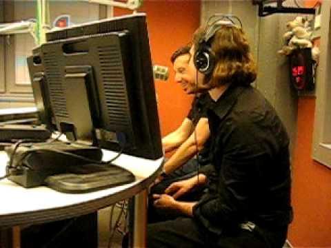 Brillig - Interview Snippet #3:  Matt & Denni on Radio Wave (Czech Republic)