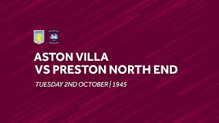 Aston Villa 3-3 Preston North End | Extended highlights