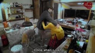 Goo Hye-sun & Ahn Jae-hyun  Have Sweet Kiss   Eng sub  Newlyweds Diary - Ep.2 cut
