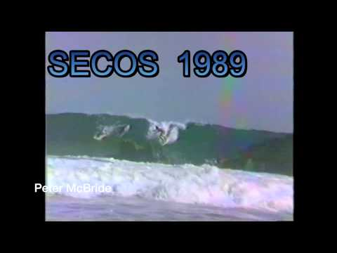 Surf Leo Carrillo Secos and County Line Beaches in Los Angeles County