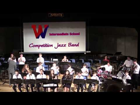 Wall Intermediate School Competition Jazz Band