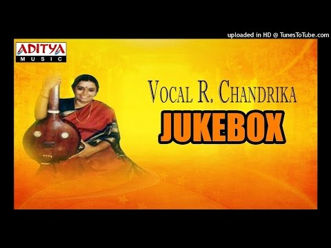 Vidushi R Chandrika - Amruthavarshini 100.1 FM Recording