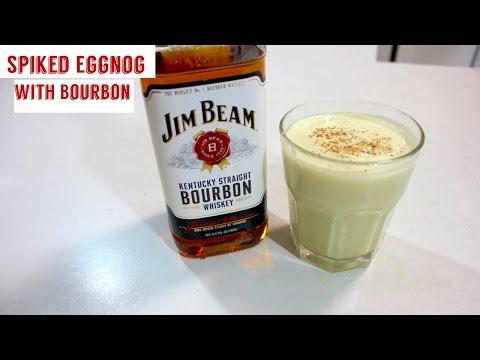 How To Make Eggnog With Alcohol: An Easy Spiked Eggnog Recipe