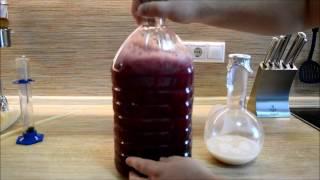 Виноградный сидр
