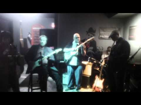 Cafe Charlie Jam - 12-15-14 with Mike Delaney