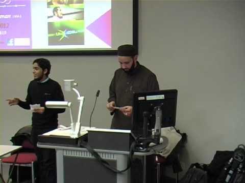 Laws of Love Q&A (Part I) - Sheikh Omar Suleiman