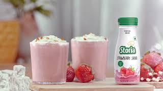 Storia Strawberry Shake