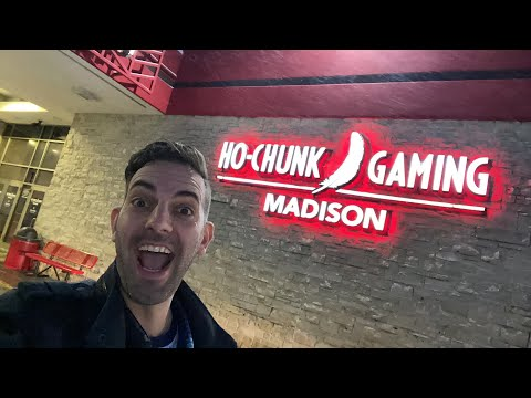 🔴 LIVE From Ho Chunk Casino 🎰 Madison Wisconsin ➡️ BCSlots Has Arrived!