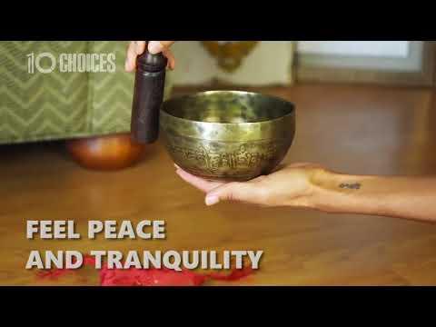 Buddhism Copper Bowl