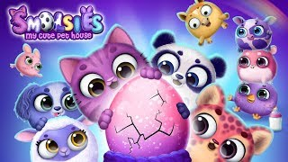 EGGciting News! Smolsies Are Getting New Animal Friends | TutoTOONS Cartoons & Games for Kids