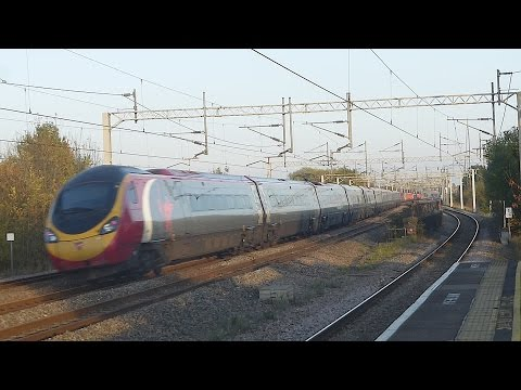 UK Trains at speed (1,000 subscribers special)