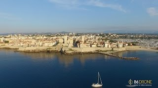 B6 DRONE ANTIBES - French Riviera -