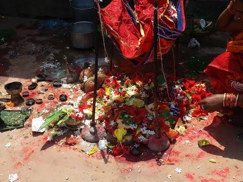 Chaitra masa Mangalbara Panthei Puja Vidhi (Chaiti mangalvar vrat)