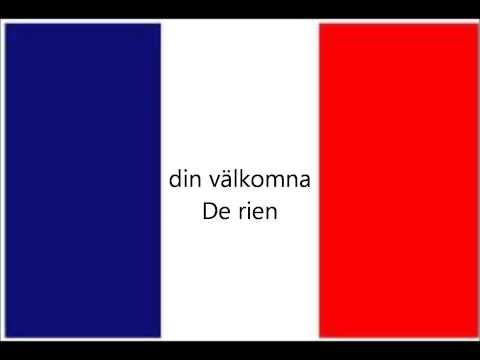 Lär dig grundläggande franska fraser på två minuter