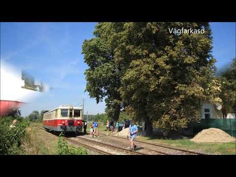 Vágsellye-Negyed vasútvonal / Železničná trať Šaľa – Neded
