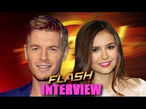 Nina Dobrev Is Hottest On CW Says The Flash Star Rick Cosnett
