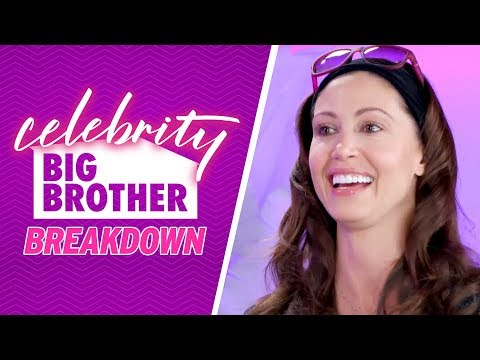 Celebrity Big Brother Breakdown Week 2 With Shannon Elizabeth  ET LIVE