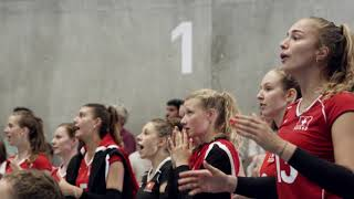 Highlights EM-Qualifikation Volleyball 19.8.2018