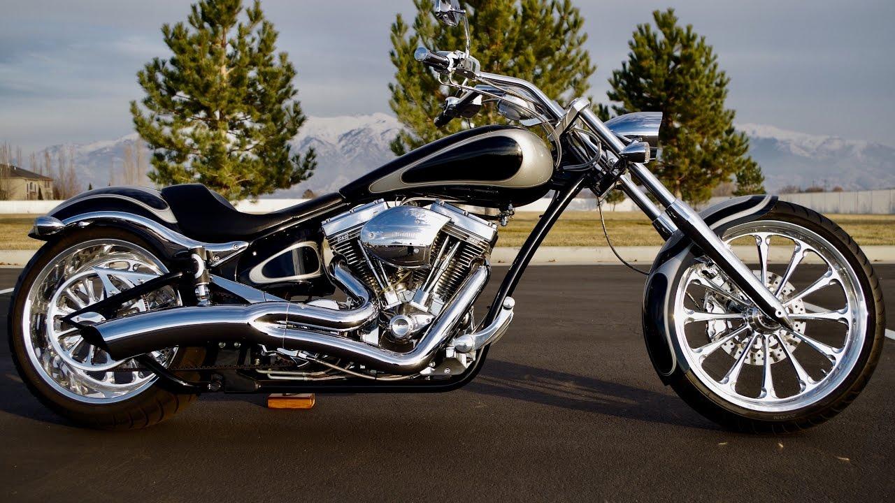 Custom Harley Vs Big Dog