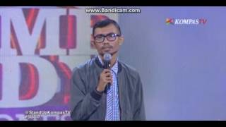Stand Up Comedy Ridwan Remin : Musik Dangdut nyebut Young Lex & Kemal Pahlevi Suci 7