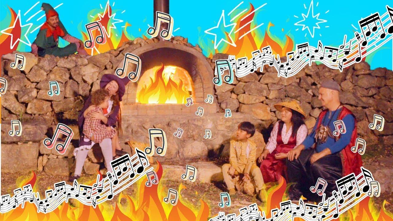 نيسانة - عهديل اليمامه اغنية قبل النوم للاطفال Bedtime Music for Kids