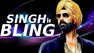 Akshay Kumars Singh is Bling TRAILER to release with Brothers