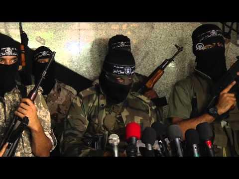Al Nasser Salah al Deen Brigades press conference