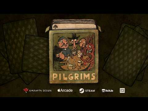 Makers of Samorost and Machinarium release a quirky new adventure game, Pilgrims | PC Gamer