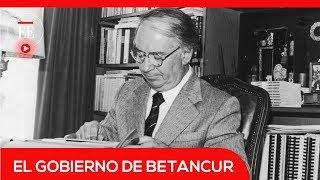 Belisario Betancur: entre la paz y las tragedias | El Espectador
