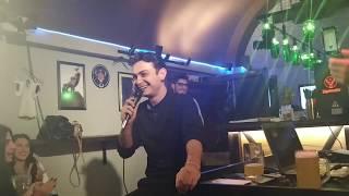 Джавид Османов Выступление на Stand Up Открытый Микрофон в Баку 03 11 2019