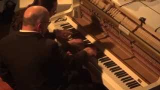 Music : Boogie Woogie : Joerg Hegemann Trio with Lluis Coloma
