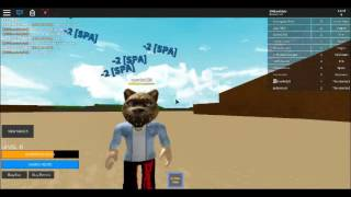 Roblox Elemental Wars #1: Playing with my friend ryanle108