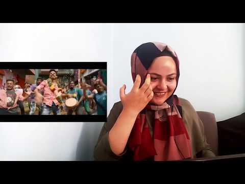 Turkish Reacts to Maari Thara Local Song|  Dhanush|  Anirudh Ravichander REACTION INDIAN SONG