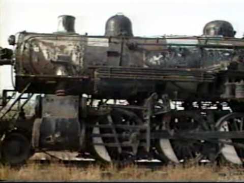 SOO 2425 steam engine in Enderlin ND
