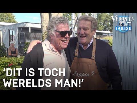 Jan opent Feyenoord-huis: 'Dit is toch werelds man!' | VERONICA INSIDE